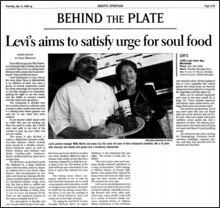 Review of Levi's Restaurant